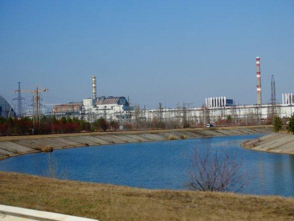 elektrárna z dálky