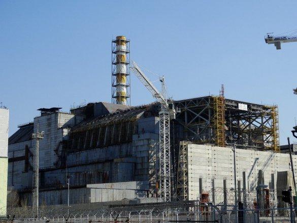 Nejznámnější pohled na elektrárnu