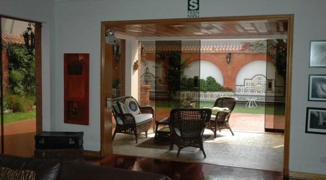 Hostel HQ Villa, Lima, Peru