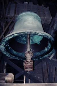 Zvon ve zvonici Belfort