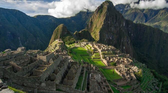 Machu Picchu – Bájné město Inků, Peru