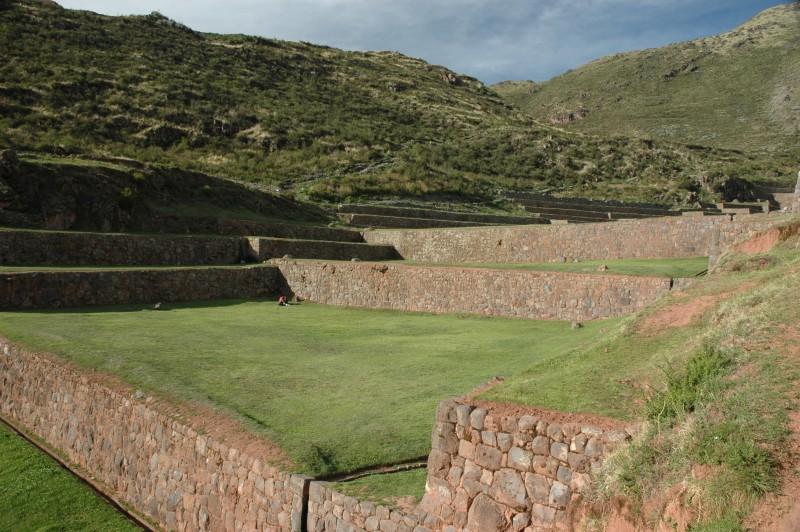 Tipón, Chrám vody, Cusco, Peru