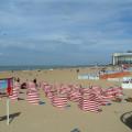 Oostende, pláž