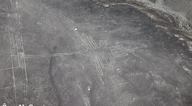 Nazca Lines – záhadné obrazce v poušti, Peru