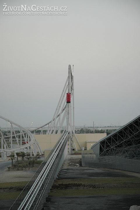 Formula Rossa, Ferrari World, Abú Dhabí
