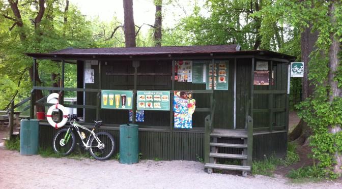 Stánek u Janohradu – oblíbená občerstvovací stanice, Lednicko-valtický areál