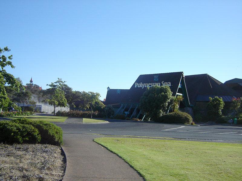 Rotorua - Polynesian Spa