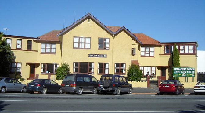 Rotorua - Crash Palace