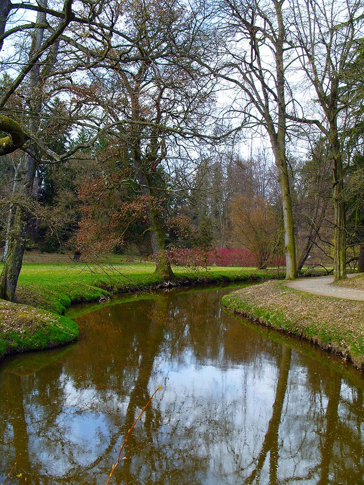 Park Průhonice