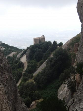 Kostelík, Montserrat