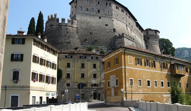 Vojenské historické muzeum, Rovereto, Itálie