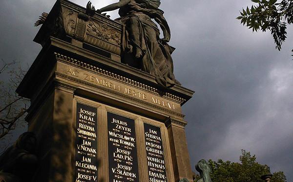 Vyšehrad, Praha, Česká republika
