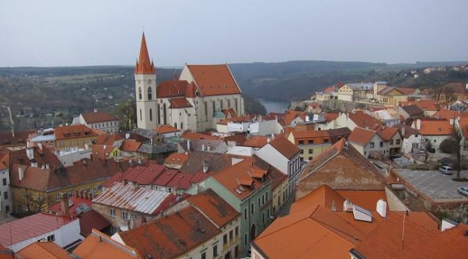 Znojmo – město na Dyji, Jihomoravský kraj, Česká republika