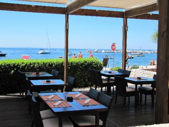 Laguna Restaurant, Novalja, Pag, Chorvatsko - tip na skvělou restauraci