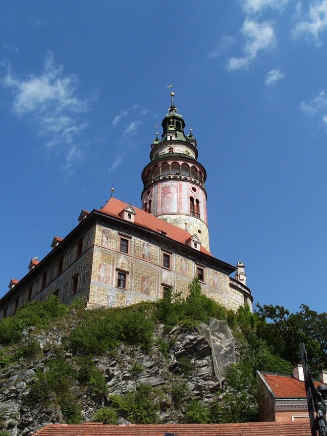 Český Krumlov, Česká republika #cestování #tipnavýlet