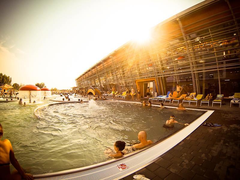 Aqualand Moravia - venkovní bazény