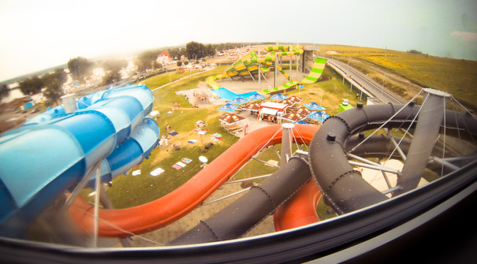Nový Aqualand Moravia očima návštěvníka, Pasohlávky, Jižní Morava, Česká republika