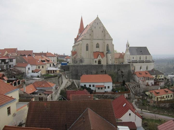 Chrám sv. Mikuláše a dvojkaple sv. Václava
