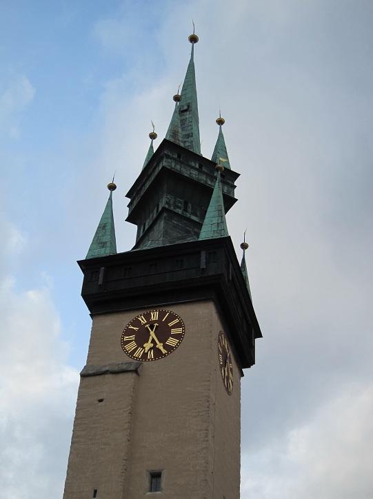 Znojmo - radniční věž