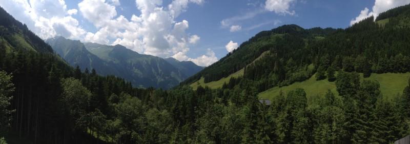 Údolí Fusch
