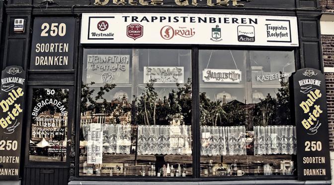 Pivnice Dulle Griet, Gent, Belgie