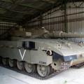 Merkava Mk.1 v Lešanech