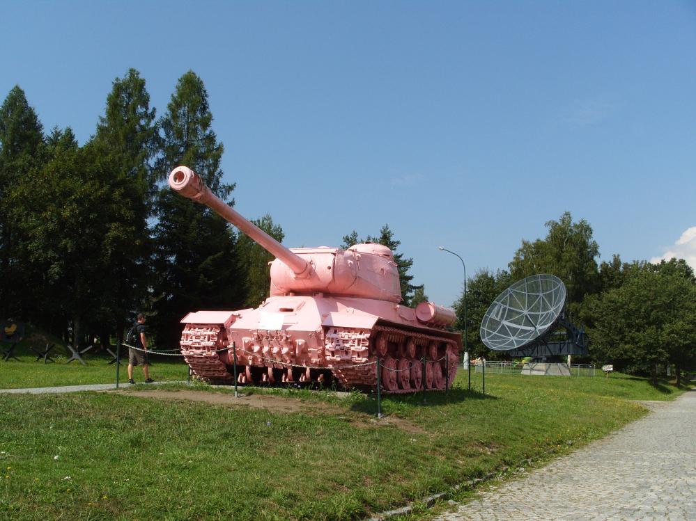 Vojenské technické muzeum Lešany, Česká republika