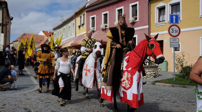 Pálavské vinobraní 2013, Mikulov, Jižní Morava, Česká republika