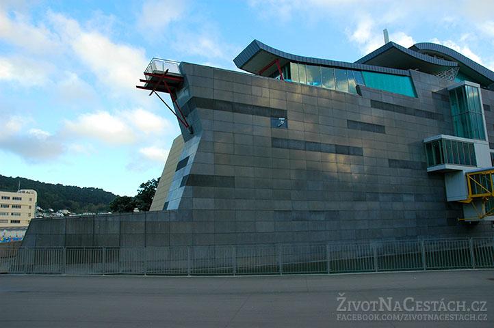 Museum of New Zealand, Wellington, Nový Zéland