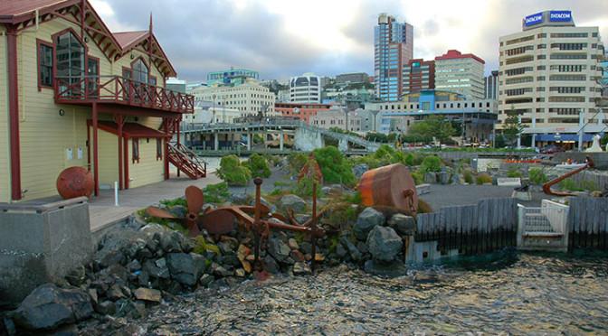 Wellington, Nový Zéland