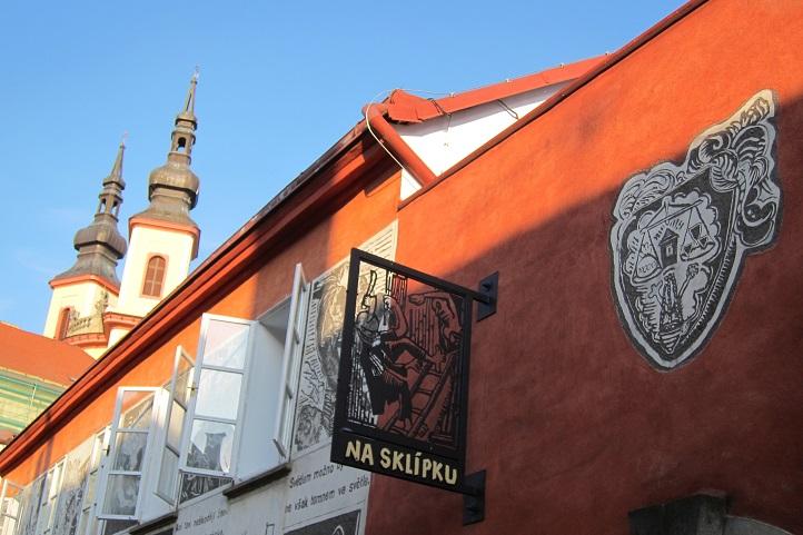 V Litomyšli najdete mnoho příjemných zákoutí plných restaurací či kaváren