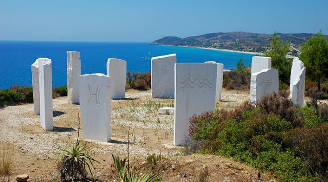 The Crown of Limenaria aneb Koruna Limenárie, ostrov Thassos, Řecko
