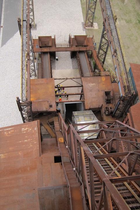 Skipový výtah
