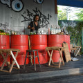 Red Tanks Bar, Kanchanaburi, Thajsko