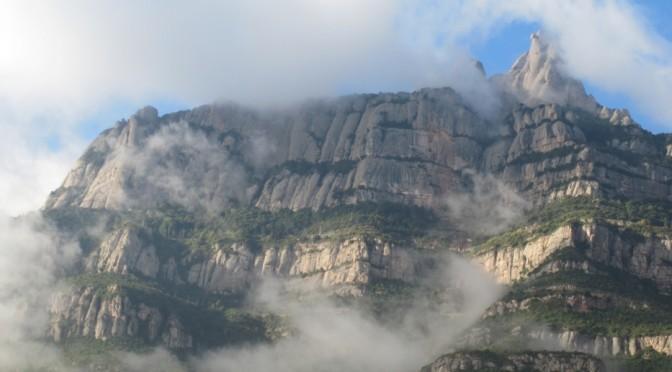 Montserrat – poutní místo věřících a ráj horolezců