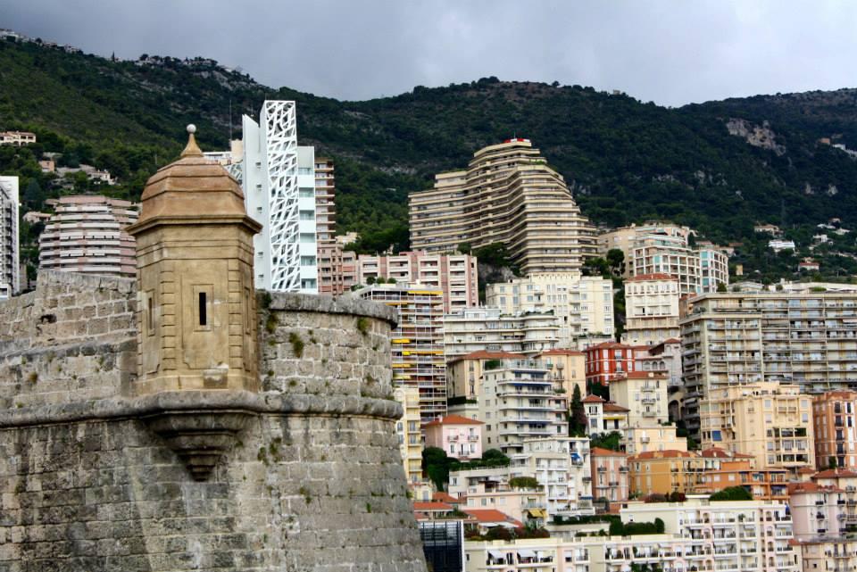 Staré a nové Monako