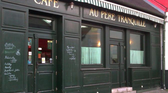 Café Au Pére Tranquille, Ostrava, Česká republika