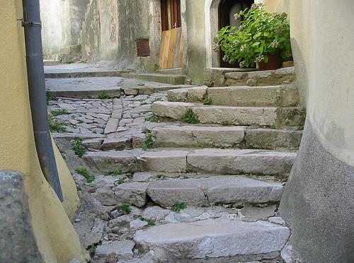 Architektura ostrova Krk, Chorvatsko