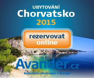 Avander.cz - ubytování v soukromí v Chorvatsku