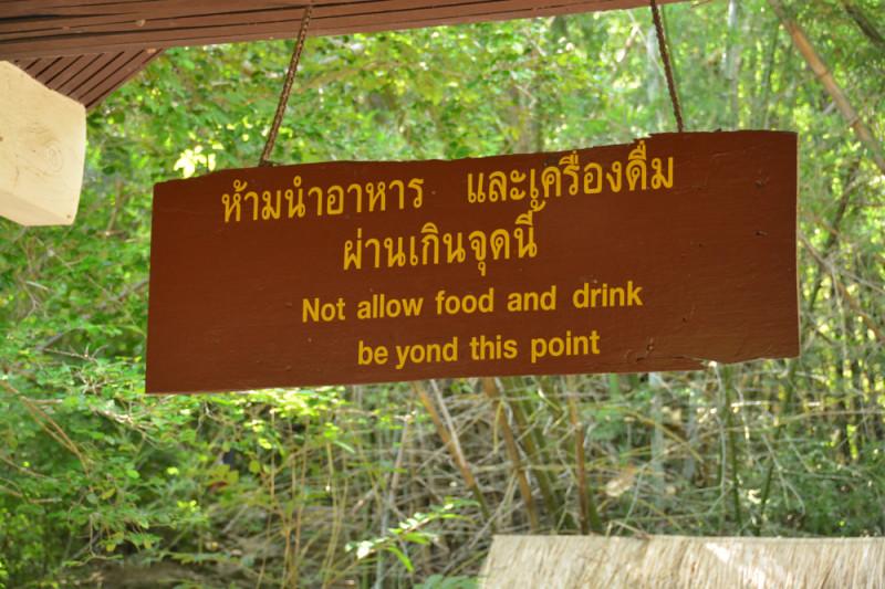 Místo, od kterého již není možné pokračovat dál s jídlem nebo pitím. Za plastovou lahev musíte složit vratnou zálohu.