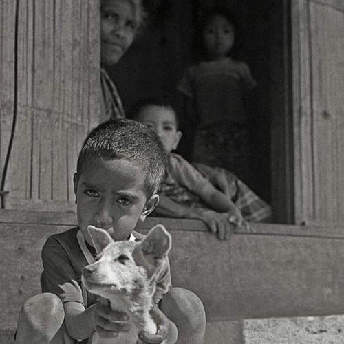 obyvatelé vesnice Bela