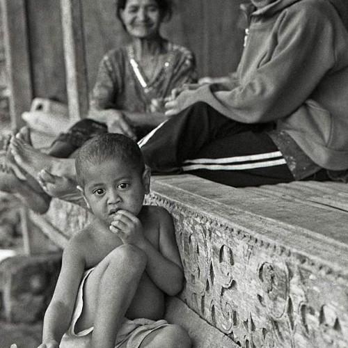 obyvatelé vesnice Watumeze
