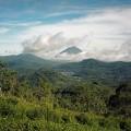 Gunung Inerie a Bajawa