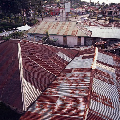 město Bajawa