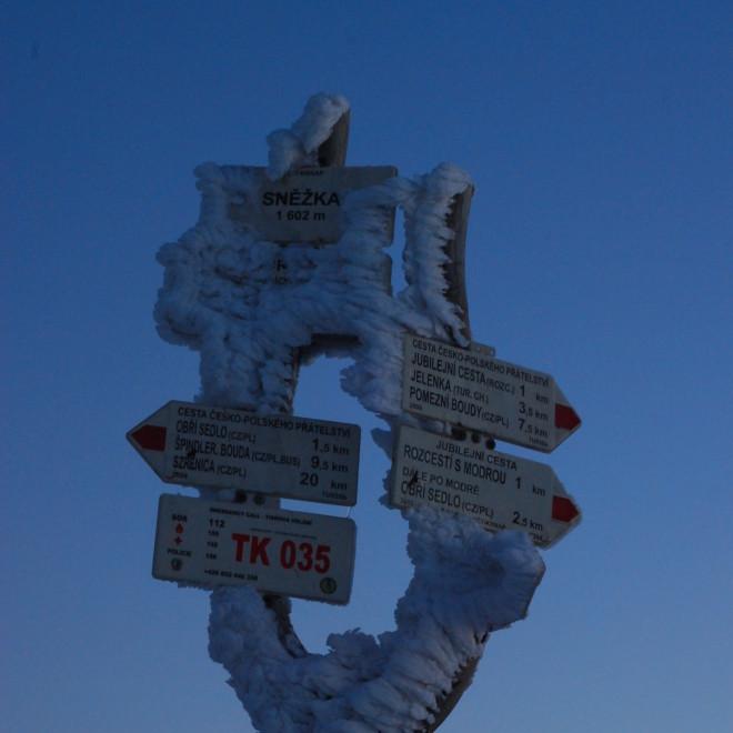 Na vrcholu Čech