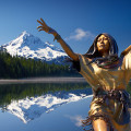 Martin Loew - Diashow turné Západ USA - Oregon