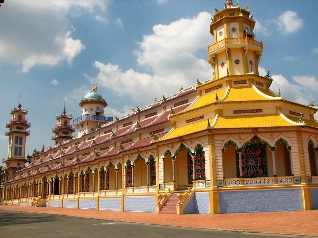 Chrám Cao Dai, Vietnam