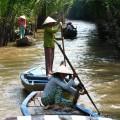 Provoz v deltě Mekongu