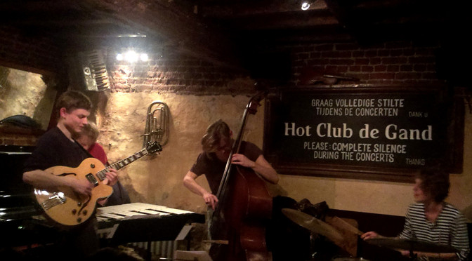 Hot Club de Gand, Gent, Belgie