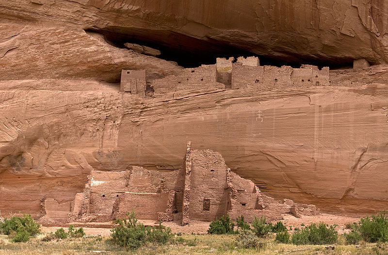 Canyon de Chelly White House, USA, Arizona
